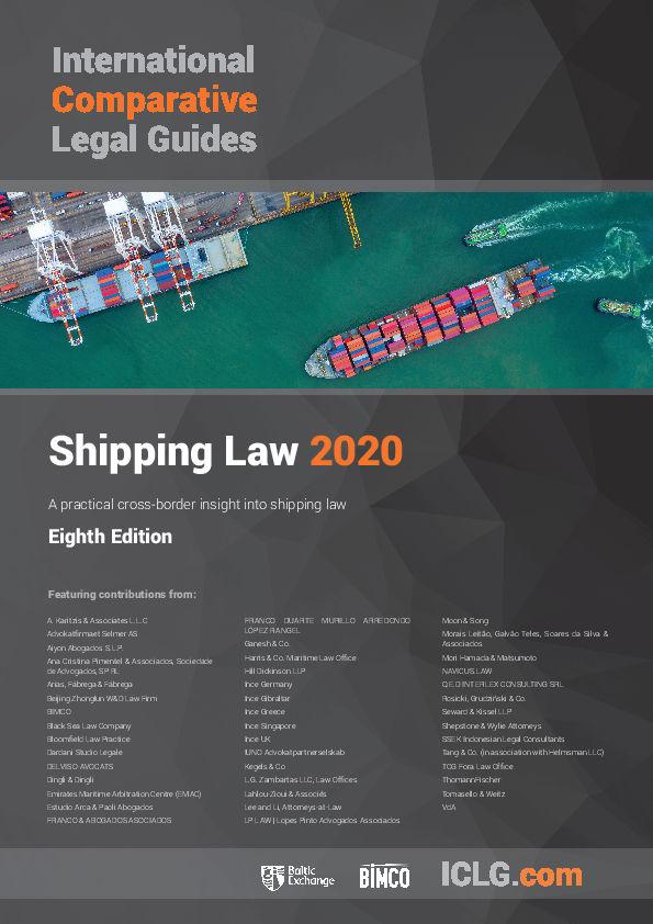 Internationaler Führer durch das Seerecht 2020